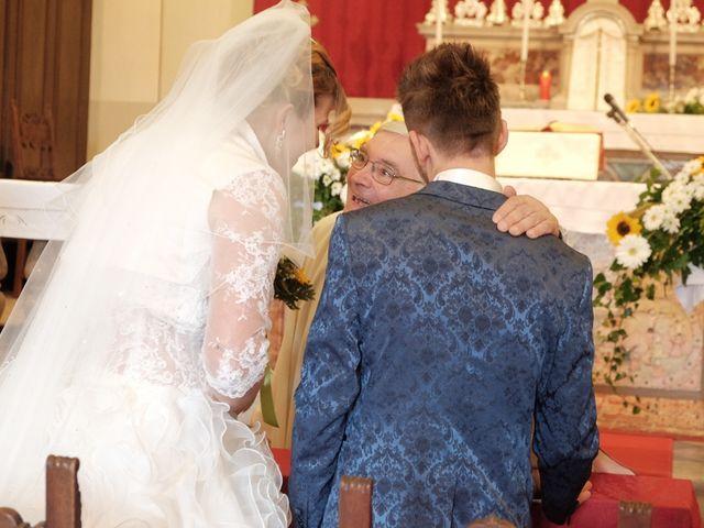 Il matrimonio di Alberto e Lara a Sagrado, Gorizia 17