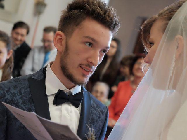 Il matrimonio di Alberto e Lara a Sagrado, Gorizia 20