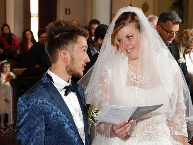 Il matrimonio di Alberto e Lara a Sagrado, Gorizia 21