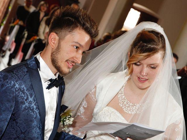 Il matrimonio di Alberto e Lara a Sagrado, Gorizia 22