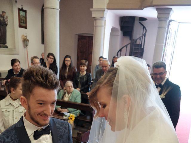Il matrimonio di Alberto e Lara a Sagrado, Gorizia 24