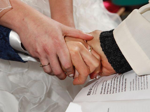 Il matrimonio di Alberto e Lara a Sagrado, Gorizia 25