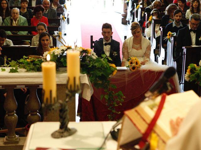 Il matrimonio di Alberto e Lara a Sagrado, Gorizia 26