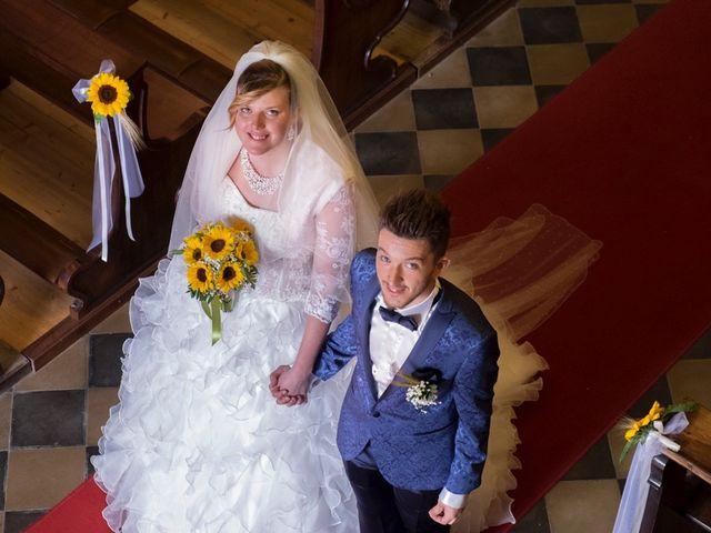 Il matrimonio di Alberto e Lara a Sagrado, Gorizia 29