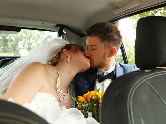 Le nozze di Lara e Alberto