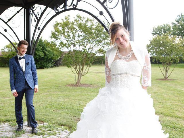 Il matrimonio di Alberto e Lara a Sagrado, Gorizia 41
