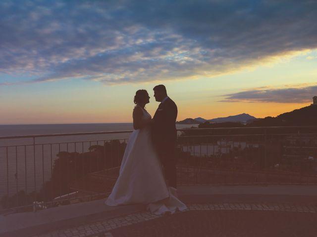 Le nozze di Katy e Francesco