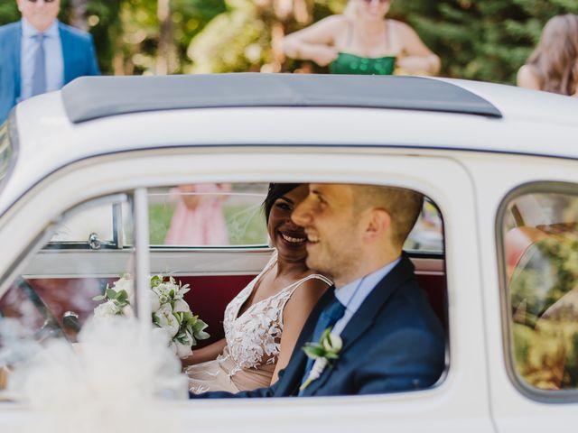 Il matrimonio di Matteo e Anya a Teramo, Teramo 1