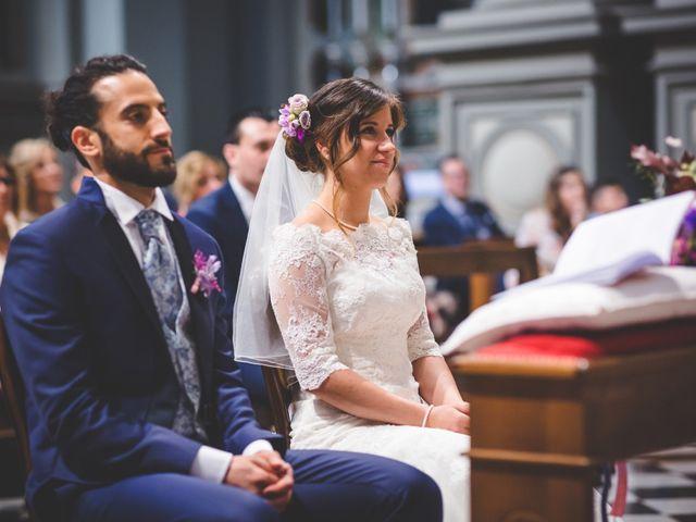 Il matrimonio di Matteo e Francesca a Alzano Lombardo, Bergamo 22