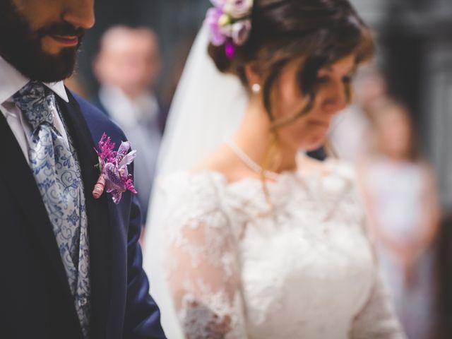 Il matrimonio di Matteo e Francesca a Alzano Lombardo, Bergamo 23