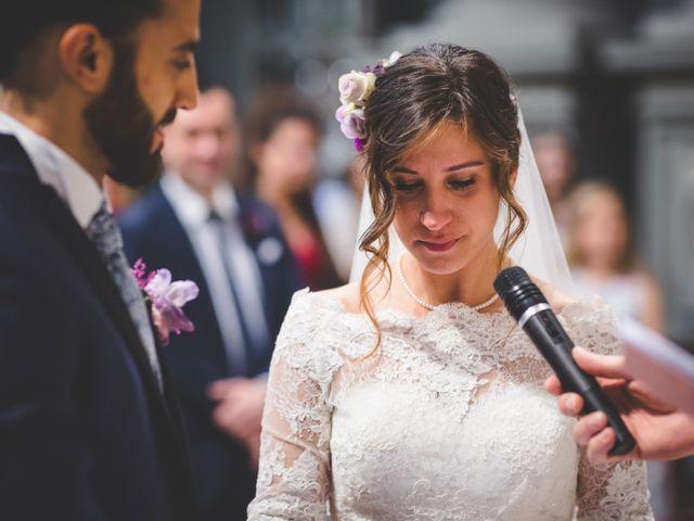 Il matrimonio di Matteo e Francesca a Alzano Lombardo, Bergamo 25