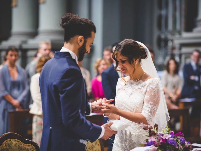 Il matrimonio di Matteo e Francesca a Alzano Lombardo, Bergamo 27