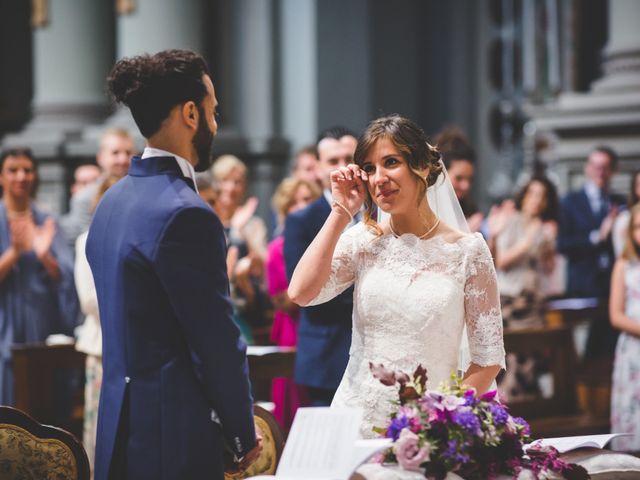 Il matrimonio di Matteo e Francesca a Alzano Lombardo, Bergamo 28