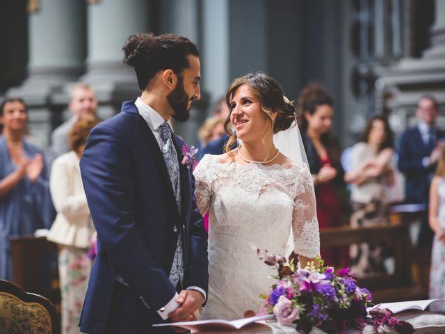 Il matrimonio di Matteo e Francesca a Alzano Lombardo, Bergamo 29