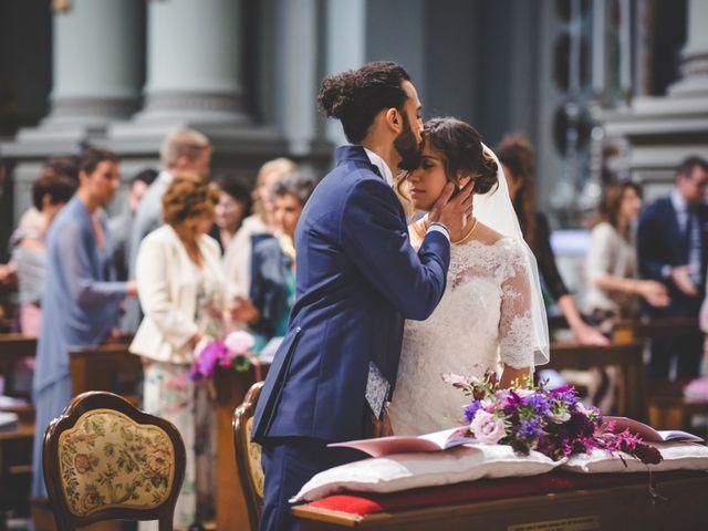 Il matrimonio di Matteo e Francesca a Alzano Lombardo, Bergamo 32