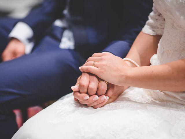 Il matrimonio di Matteo e Francesca a Alzano Lombardo, Bergamo 33