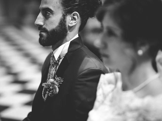 Il matrimonio di Matteo e Francesca a Alzano Lombardo, Bergamo 34