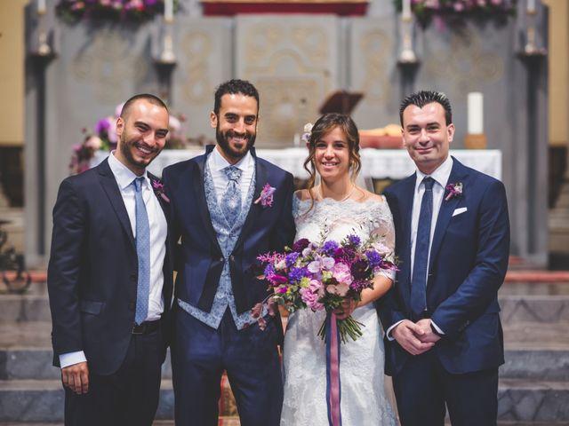 Il matrimonio di Matteo e Francesca a Alzano Lombardo, Bergamo 35
