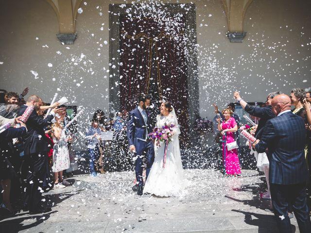 Il matrimonio di Matteo e Francesca a Alzano Lombardo, Bergamo 36