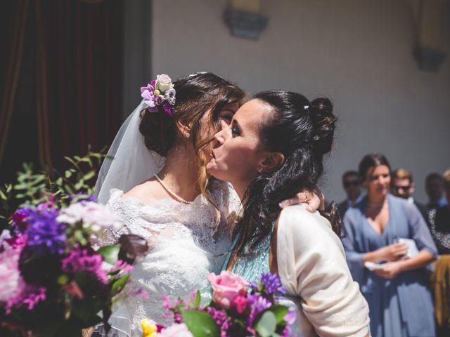 Il matrimonio di Matteo e Francesca a Alzano Lombardo, Bergamo 38