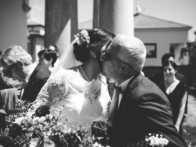 Il matrimonio di Matteo e Francesca a Alzano Lombardo, Bergamo 39