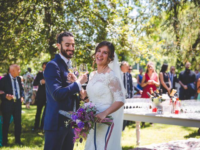 Il matrimonio di Matteo e Francesca a Alzano Lombardo, Bergamo 47