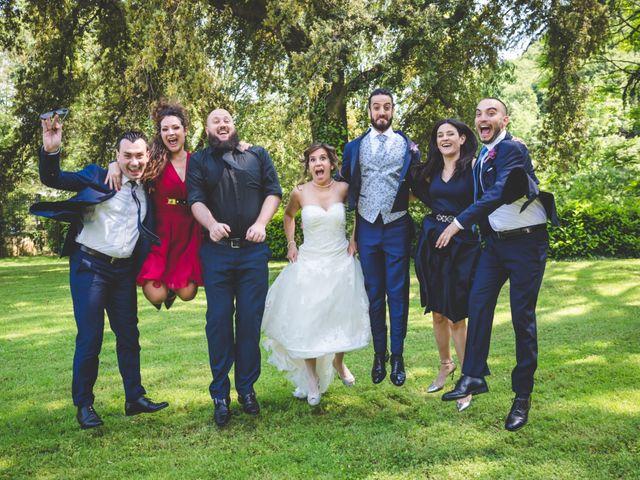 Il matrimonio di Matteo e Francesca a Alzano Lombardo, Bergamo 56