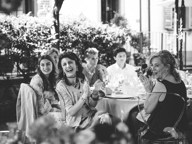 Il matrimonio di Matteo e Francesca a Alzano Lombardo, Bergamo 59