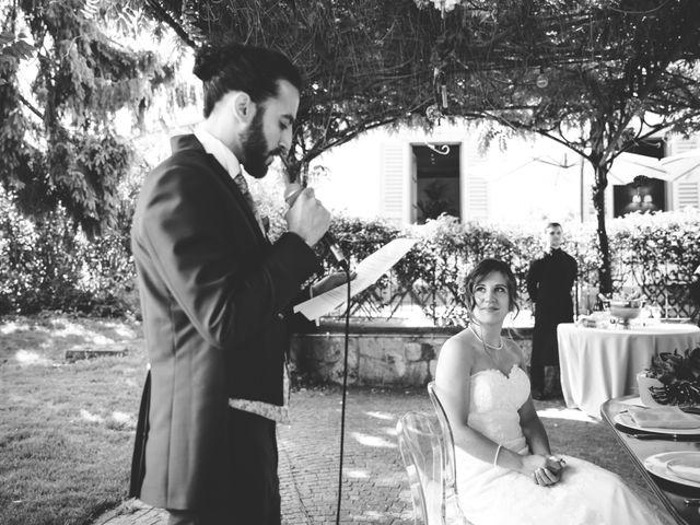 Il matrimonio di Matteo e Francesca a Alzano Lombardo, Bergamo 61
