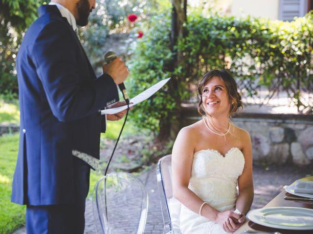 Il matrimonio di Matteo e Francesca a Alzano Lombardo, Bergamo 62