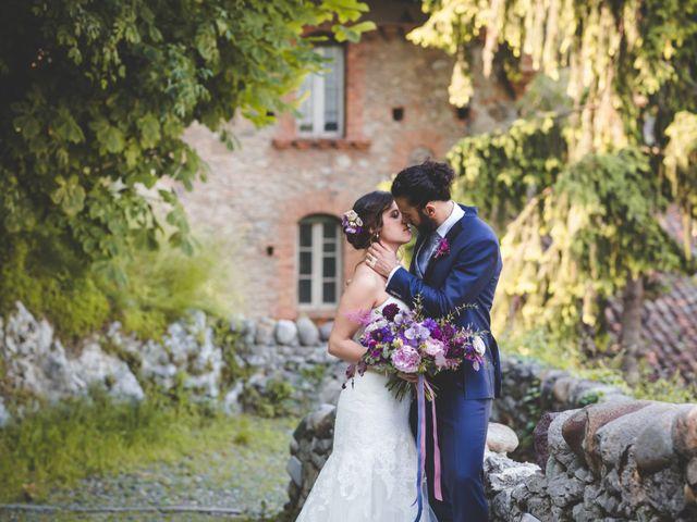 Il matrimonio di Matteo e Francesca a Alzano Lombardo, Bergamo 65