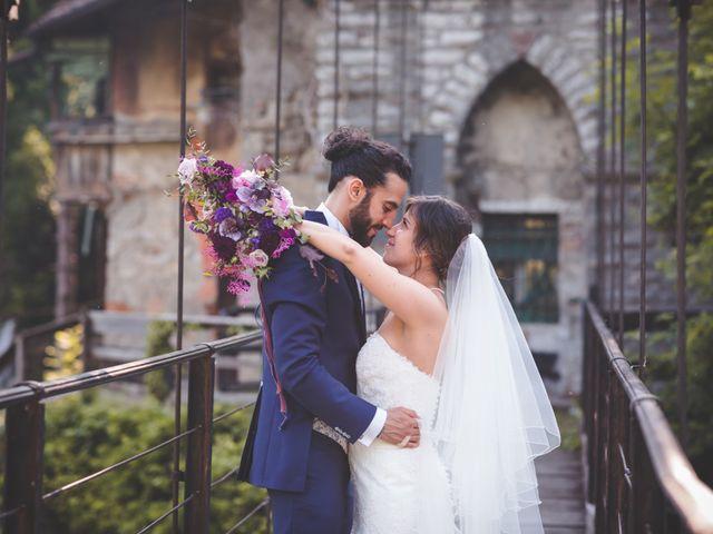 Il matrimonio di Matteo e Francesca a Alzano Lombardo, Bergamo 70