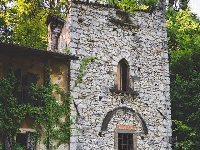 Il matrimonio di Matteo e Francesca a Alzano Lombardo, Bergamo 74