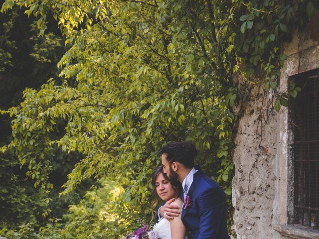 Il matrimonio di Matteo e Francesca a Alzano Lombardo, Bergamo 76