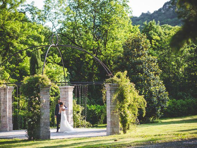 Il matrimonio di Matteo e Francesca a Alzano Lombardo, Bergamo 85