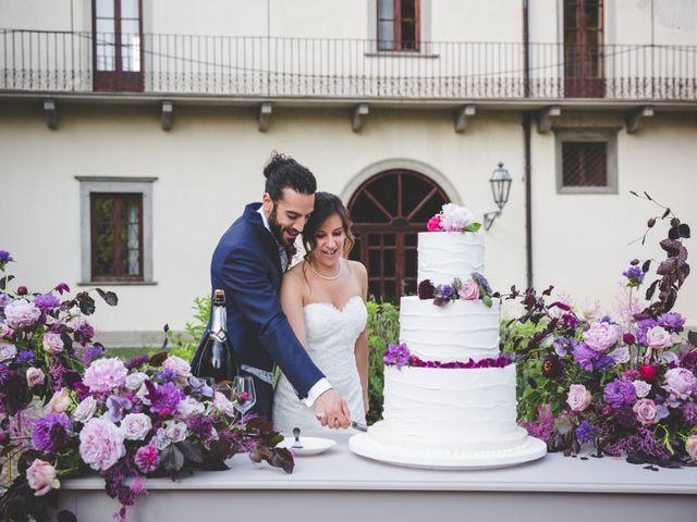 Il matrimonio di Matteo e Francesca a Alzano Lombardo, Bergamo 87