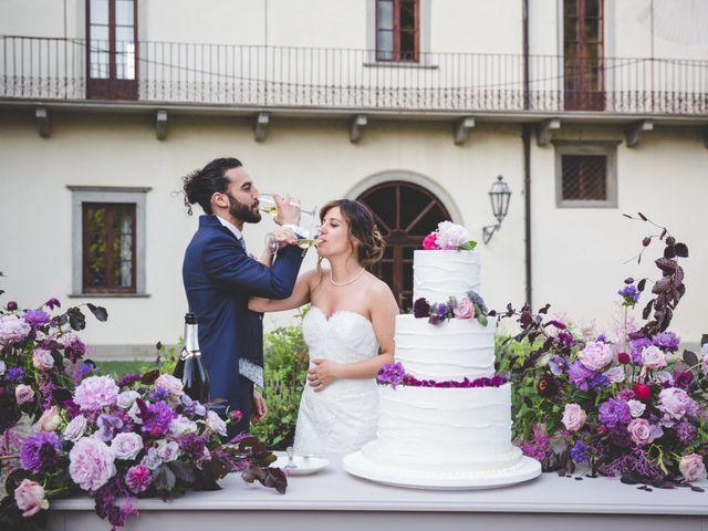 Il matrimonio di Matteo e Francesca a Alzano Lombardo, Bergamo 89