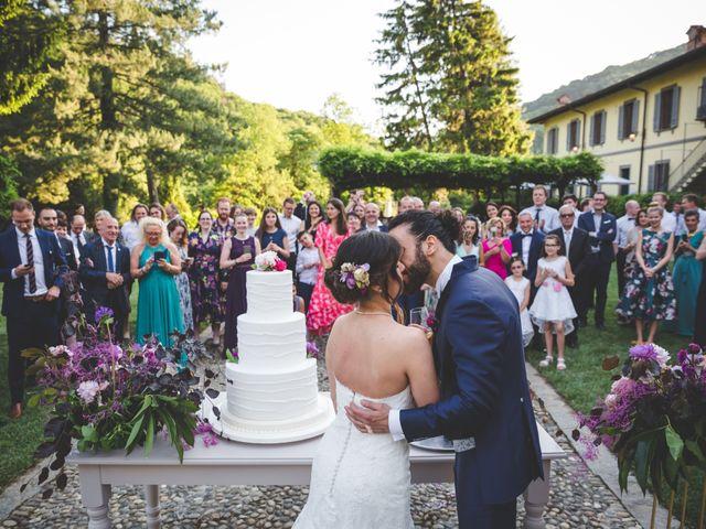 Il matrimonio di Matteo e Francesca a Alzano Lombardo, Bergamo 90