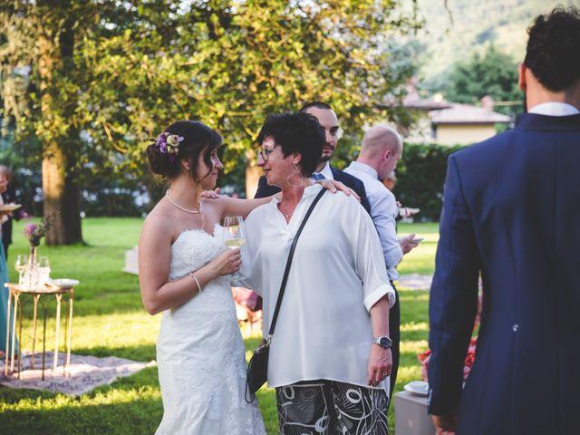 Il matrimonio di Matteo e Francesca a Alzano Lombardo, Bergamo 92