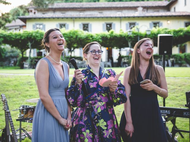 Il matrimonio di Matteo e Francesca a Alzano Lombardo, Bergamo 94