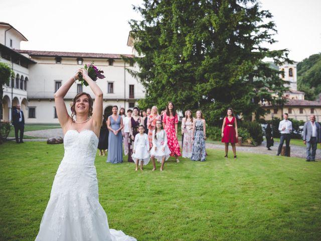 Il matrimonio di Matteo e Francesca a Alzano Lombardo, Bergamo 96