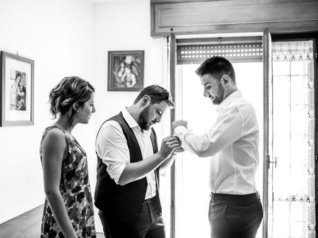 Il matrimonio di Diego e Francesca a Besenzone, Piacenza 4
