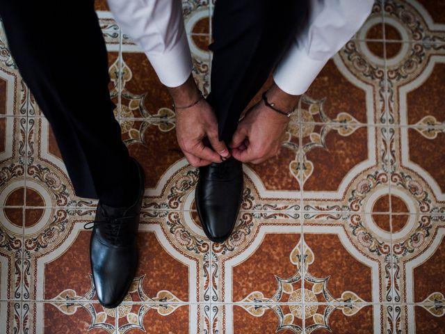 Il matrimonio di Diego e Francesca a Besenzone, Piacenza 6