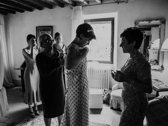 Il matrimonio di Diego e Francesca a Besenzone, Piacenza 11
