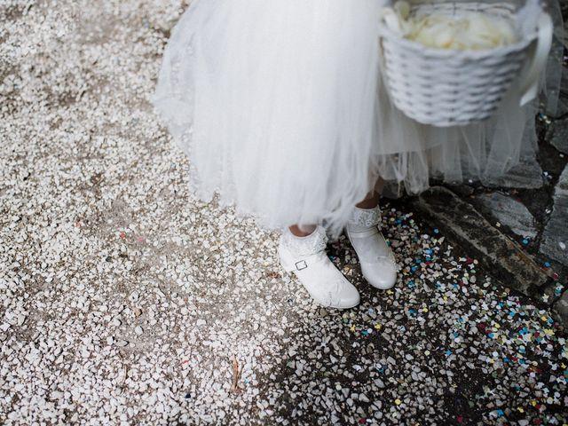 Il matrimonio di Diego e Francesca a Besenzone, Piacenza 19
