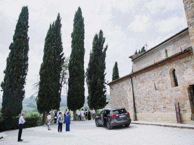 Il matrimonio di Diego e Francesca a Besenzone, Piacenza 21