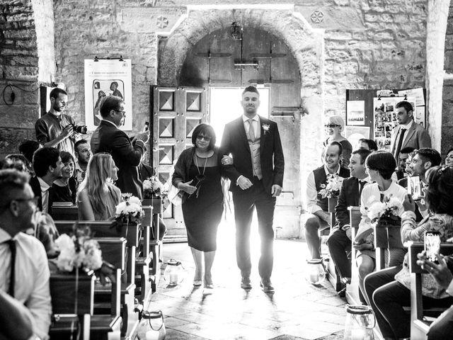 Il matrimonio di Diego e Francesca a Besenzone, Piacenza 24