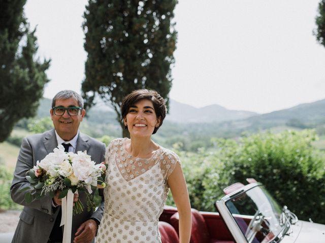 Il matrimonio di Diego e Francesca a Besenzone, Piacenza 26