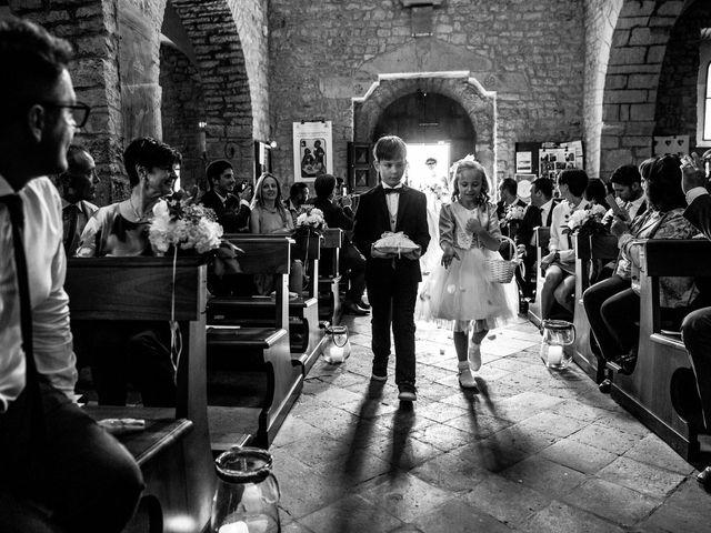 Il matrimonio di Diego e Francesca a Besenzone, Piacenza 29