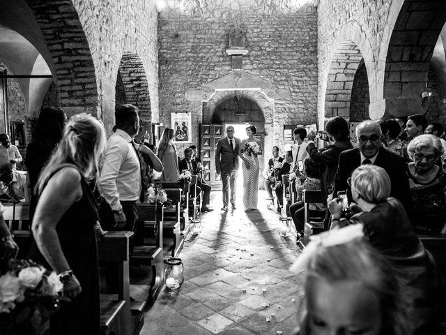 Il matrimonio di Diego e Francesca a Besenzone, Piacenza 31